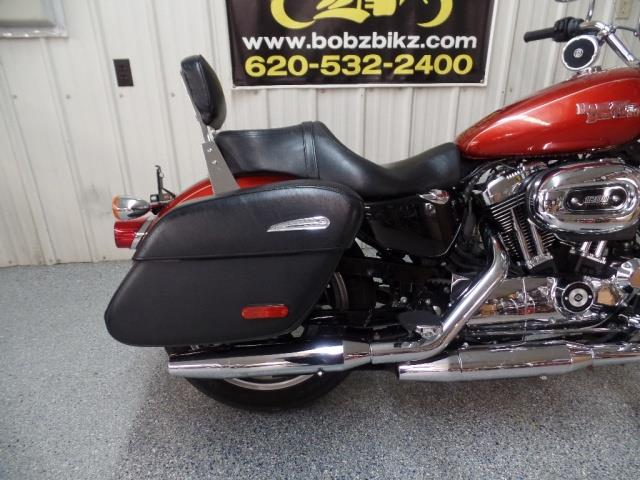 2014 Harley-Davidson Sportster 1200 T - Photo 10 - Kingman, KS 67068
