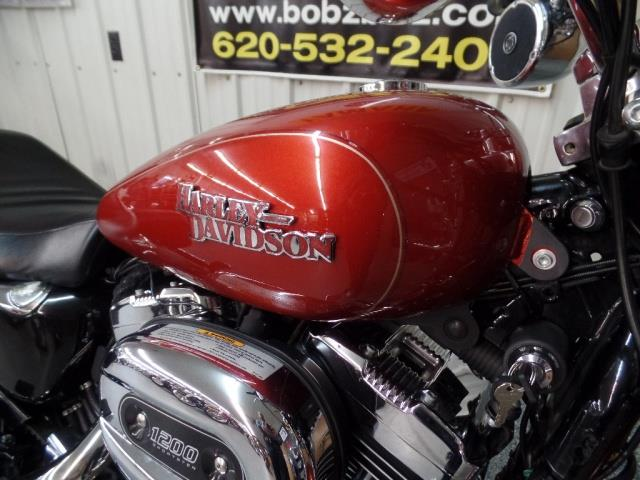 2014 Harley-Davidson Sportster 1200 T - Photo 7 - Kingman, KS 67068
