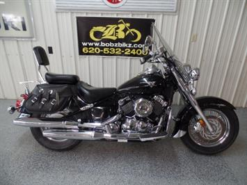 2008 Yamaha V Star 650 Classic
