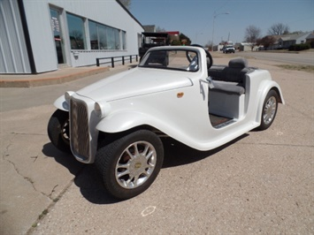 2006 California Roadster Electric