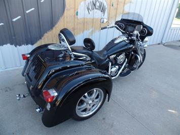 2007 Kawasaki Vulcan 1600 Hannigan Trike - Photo 3 - Kingman, KS 67068