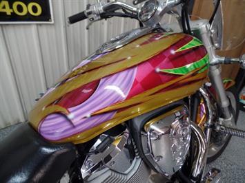 2002 Honda VTX 1800 C - Photo 8 - Kingman, KS 67068