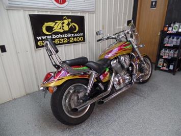 2002 Honda VTX 1800 C - Photo 11 - Kingman, KS 67068
