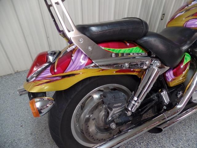 2002 Honda VTX 1800 C - Photo 13 - Kingman, KS 67068