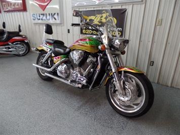 2002 Honda VTX 1800 C - Photo 2 - Kingman, KS 67068