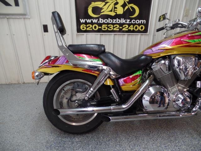 2002 Honda VTX 1800 C - Photo 10 - Kingman, KS 67068