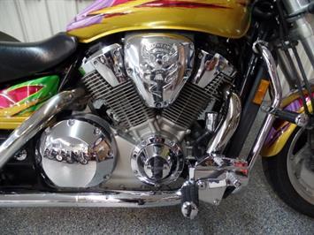 2002 Honda VTX 1800 C - Photo 9 - Kingman, KS 67068