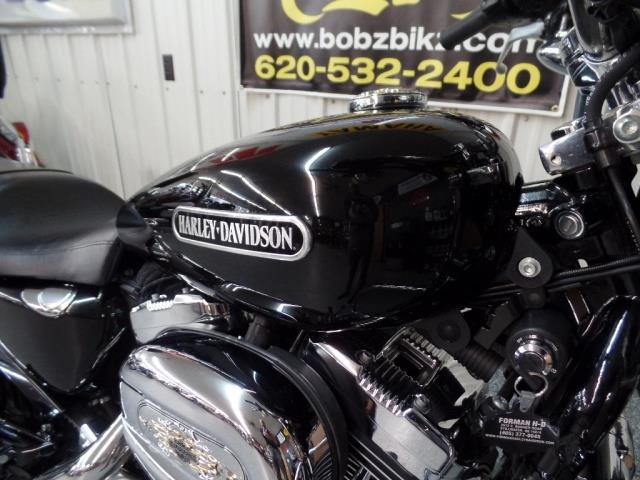 2009 Harley-Davidson Sportster 1200 C - Photo 9 - Kingman, KS 67068