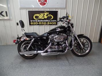 2009 Harley-Davidson Sportster 1200 C