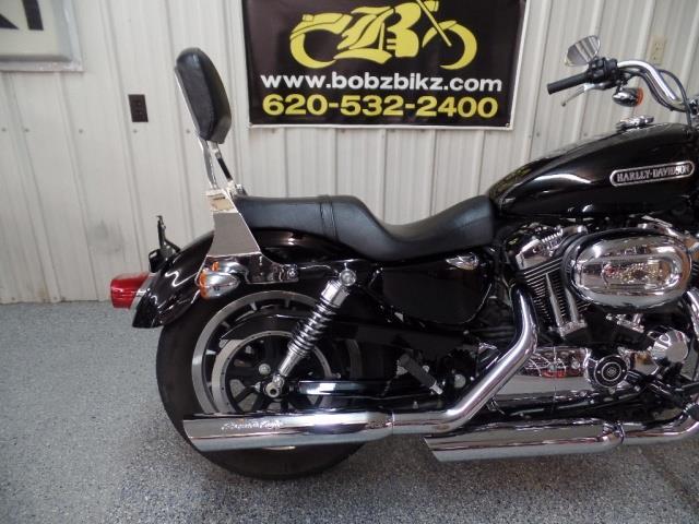 2009 Harley-Davidson Sportster 1200 C - Photo 7 - Kingman, KS 67068