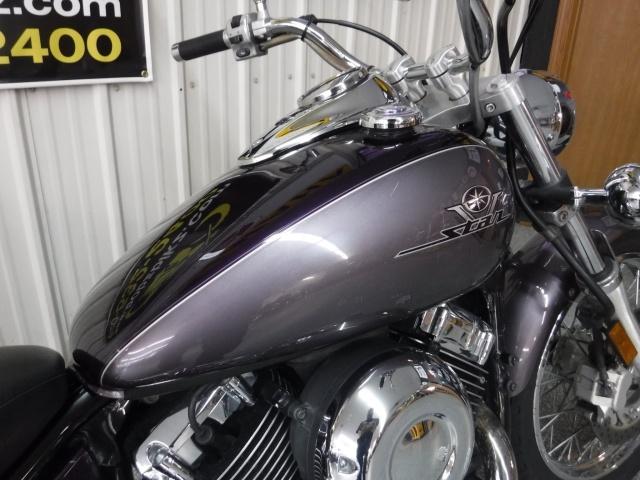 2003 Yamaha V Star 650 Custom