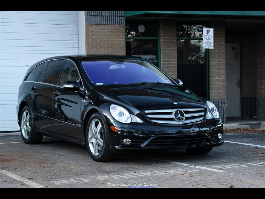 2007 Mercedes-Benz R 63 AMG - Photo 42 - Gaithersburg, MD 20879