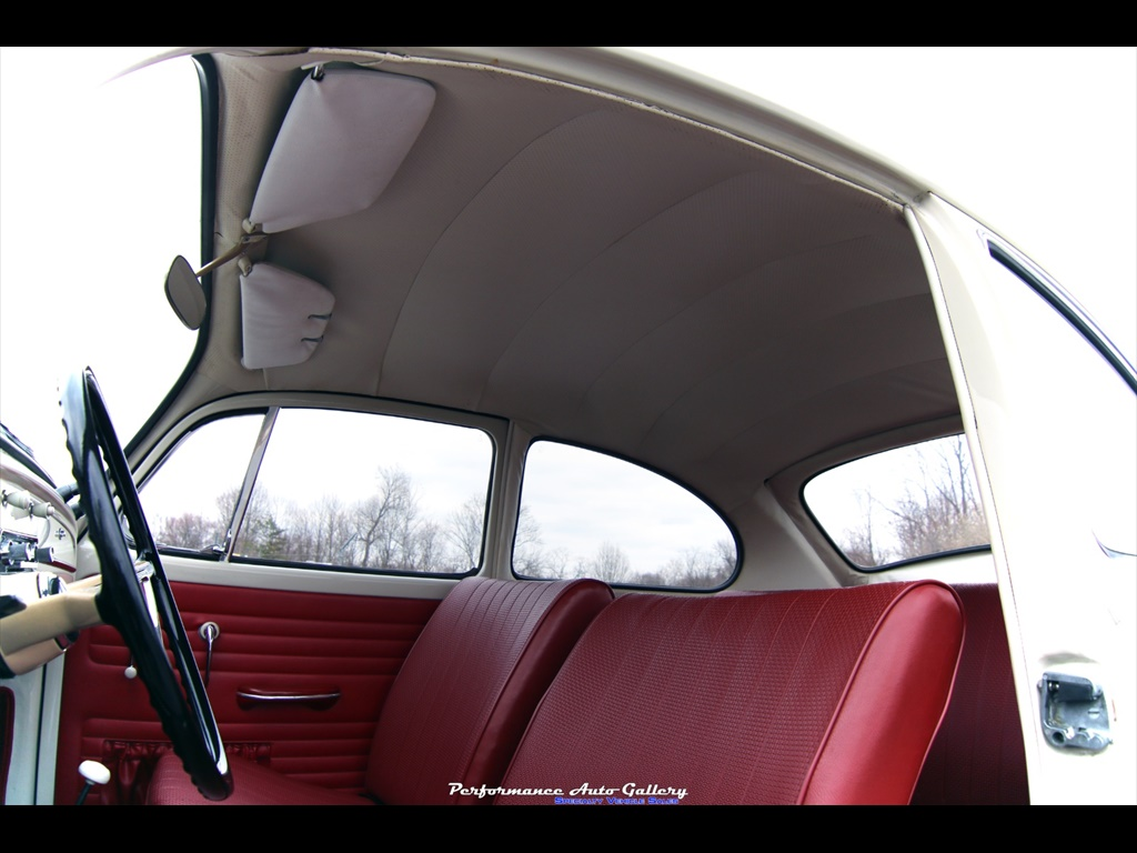 1966 Volkswagen Beetle-Classic 1300 Coupe - Photo 38 - Gaithersburg, MD 20879