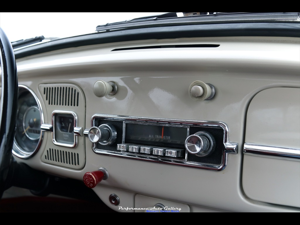1966 Volkswagen Beetle-Classic 1300 Coupe - Photo 51 - Gaithersburg, MD 20879