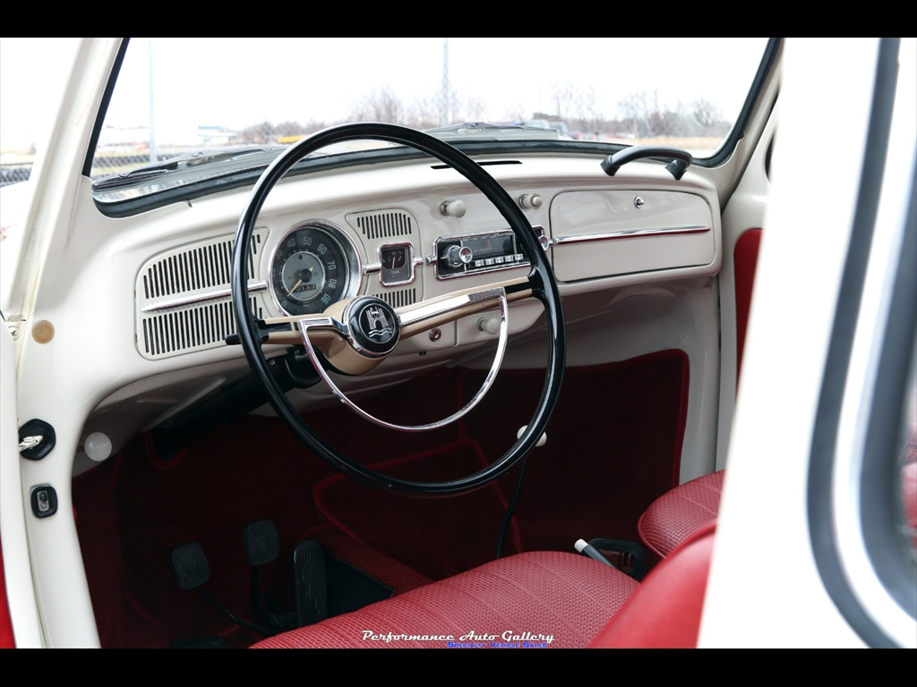 1966 Volkswagen Beetle-Classic 1300 Coupe - Photo 39 - Gaithersburg, MD 20879