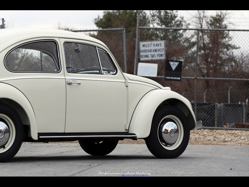 1966 Volkswagen Beetle-Classic 1300 Coupe - Photo 9 - Gaithersburg, MD 20879