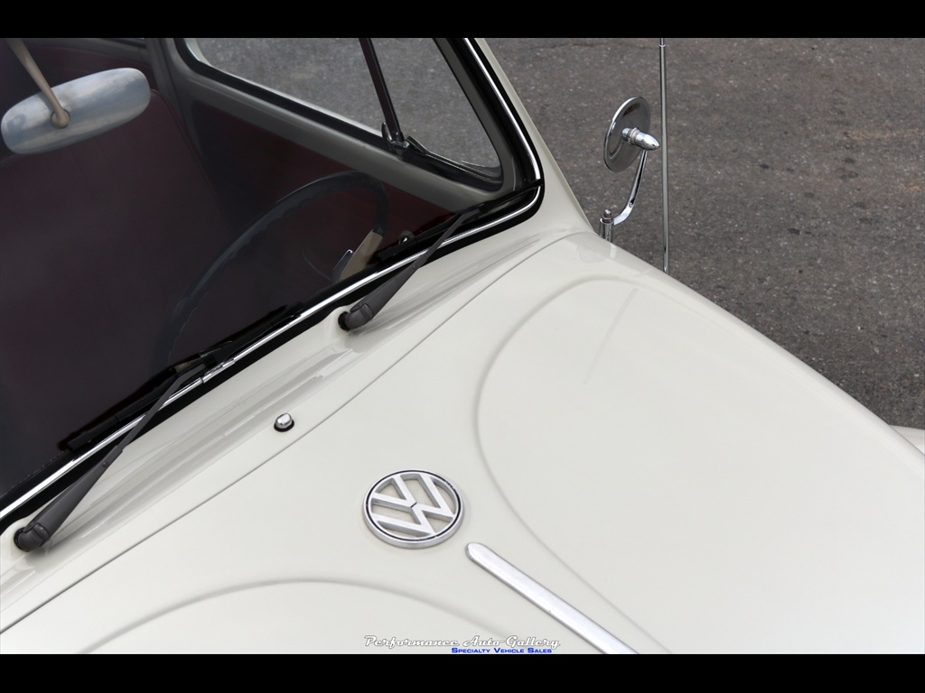 1966 Volkswagen Beetle-Classic 1300 Coupe - Photo 29 - Gaithersburg, MD 20879
