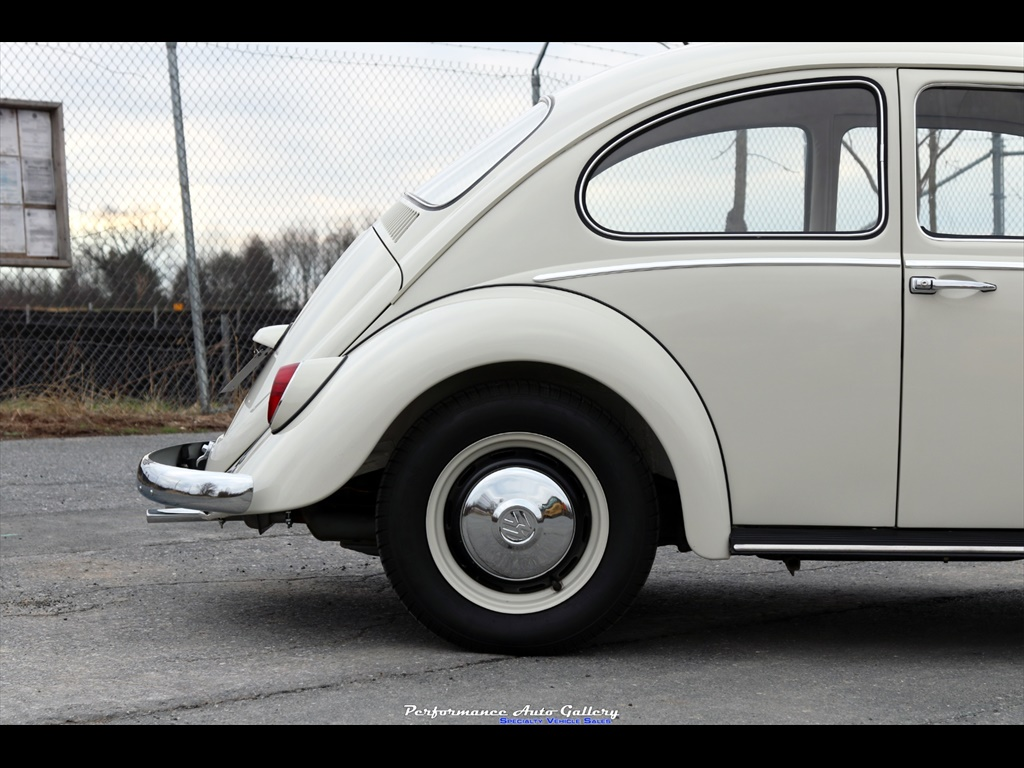 1966 Volkswagen Beetle-Classic 1300 Coupe - Photo 13 - Gaithersburg, MD 20879