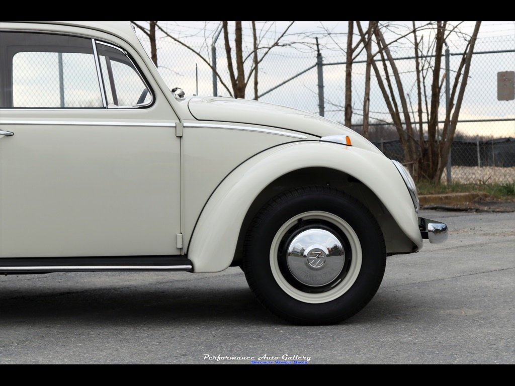 1966 Volkswagen Beetle-Classic 1300 Coupe - Photo 14 - Gaithersburg, MD 20879