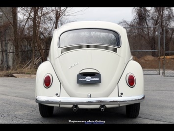 1966 Volkswagen Beetle-Classic 1300 Coupe - Photo 10 - Gaithersburg, MD 20879