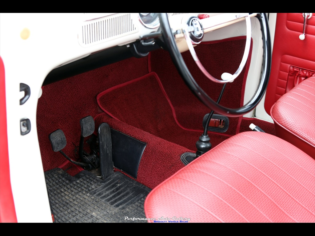 1966 Volkswagen Beetle-Classic 1300 Coupe - Photo 43 - Gaithersburg, MD 20879