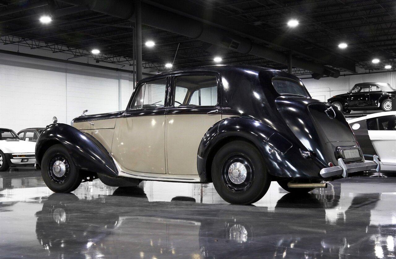 1947 Bentley Mark VI 4-Door Saloon for sale in Gaithersburg