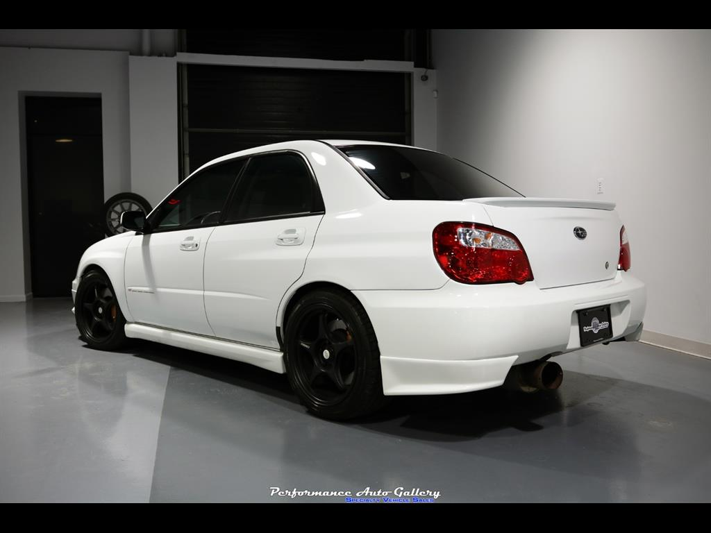 2004 Subaru Impreza Wrx Sti For Sale In Gaithersburg Md