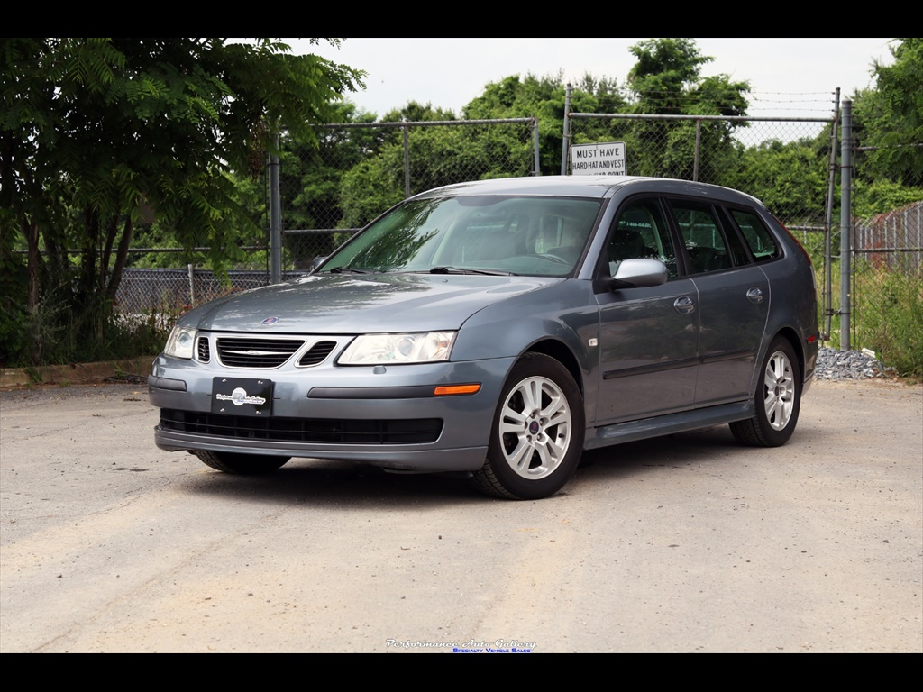 2007 Saab 9 3 2 0t Sportcombi For Sale In Gaithersburg Md Stock A00227