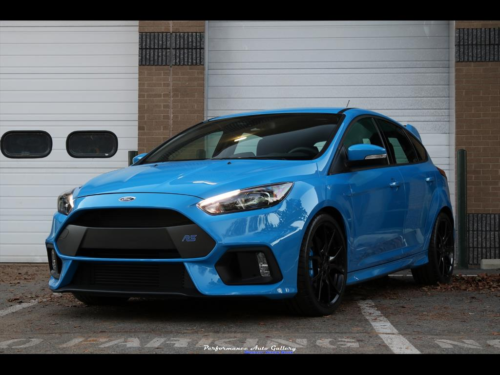 2016 Ford Focus RS - Photo 37 - Gaithersburg, MD 20879