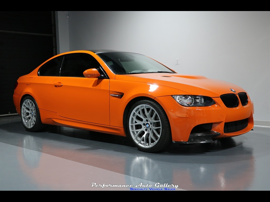 2017 Bmw M3 Lime Rock Park Edition 1 Of 200 Produced Photo