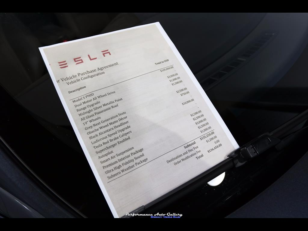 2016 Tesla Model S P90D - Photo 58 - Gaithersburg, MD 20879