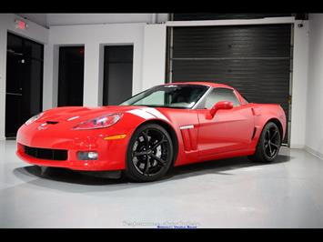 2013 Chevrolet Corvette Z16 Grand Sport Coupe
