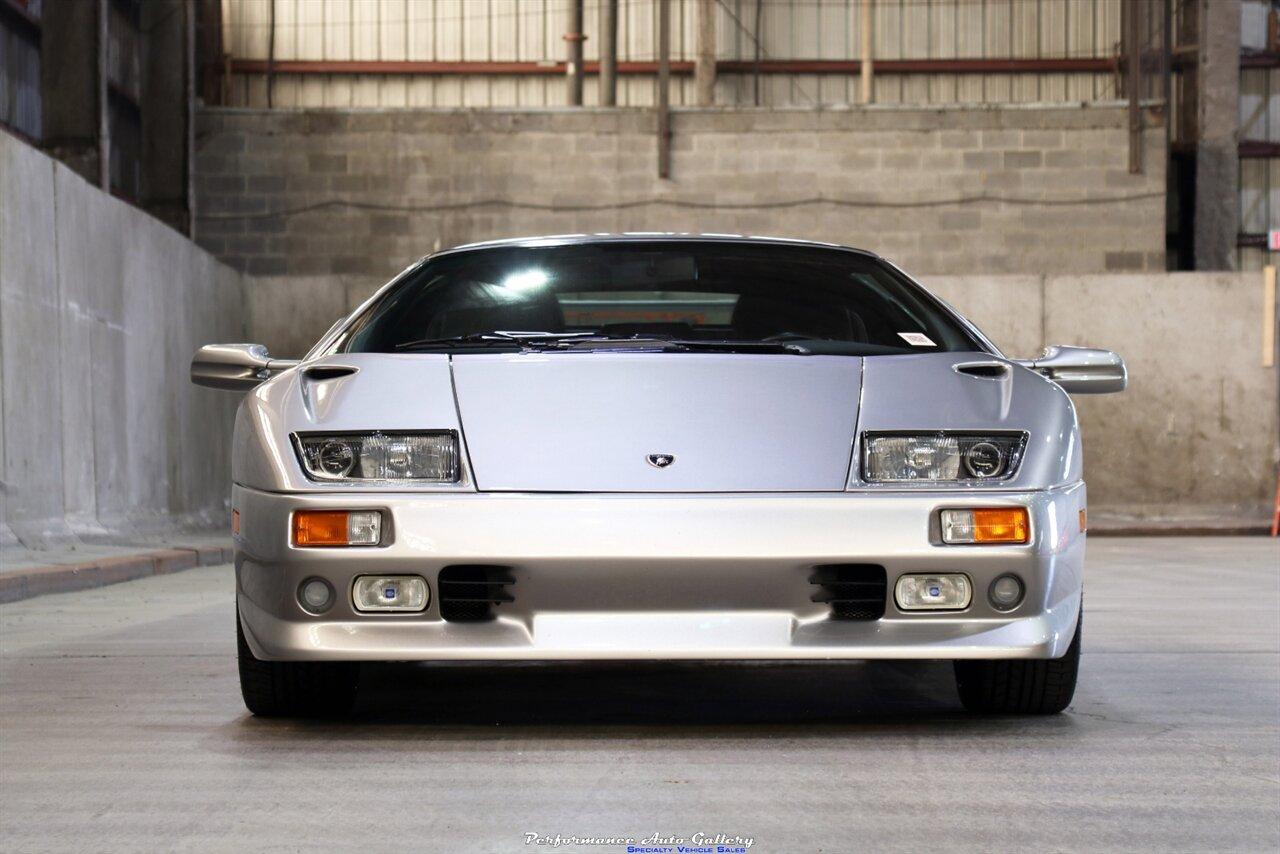 1999 Lamborghini Diablo Vt Roadster For Sale In Gaithersburg Md