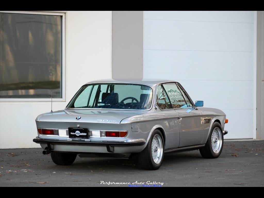 1972 BMW 3.0CSI (Euro) - Photo 9 - Gaithersburg, MD 20879