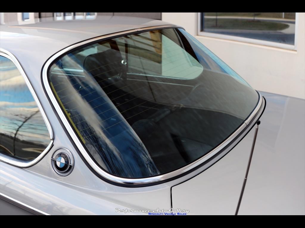 1972 BMW 3.0CSI (Euro) - Photo 22 - Gaithersburg, MD 20879