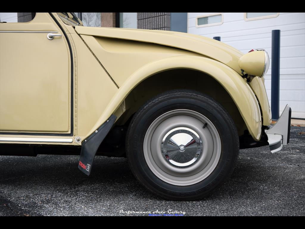 1965 Citroen 2cv Azl For Sale In Gaithersburg Md Stock