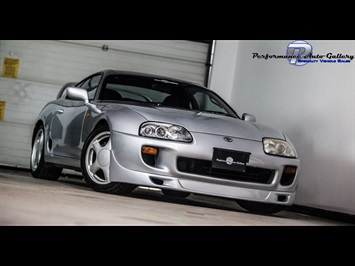 1994 Toyota Supra Turbo (2JZ GTE) JDM MODEL