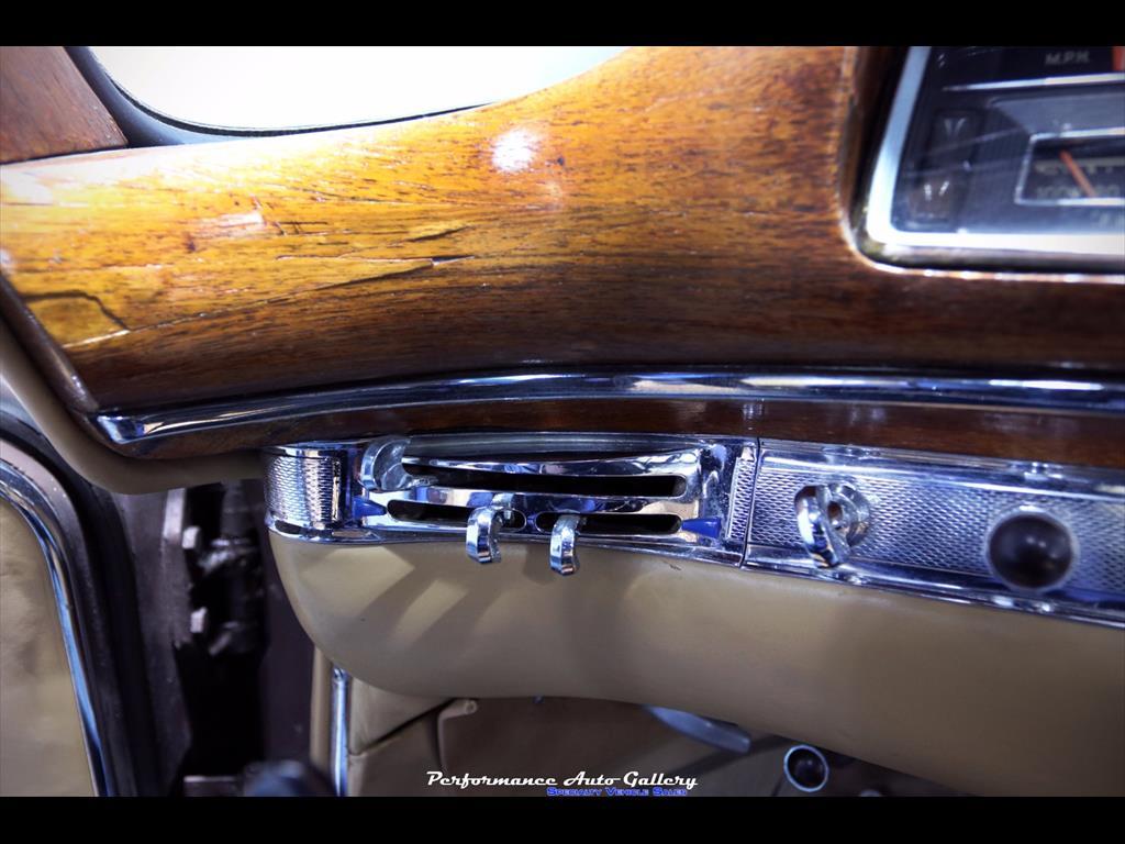 1957 Mercedes-Benz 220s Cabrio - Photo 23 - Gaithersburg, MD 20879