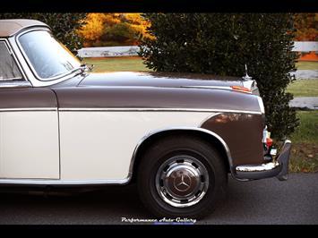 1957 Mercedes-Benz 220s Cabrio - Photo 14 - Gaithersburg, MD 20879