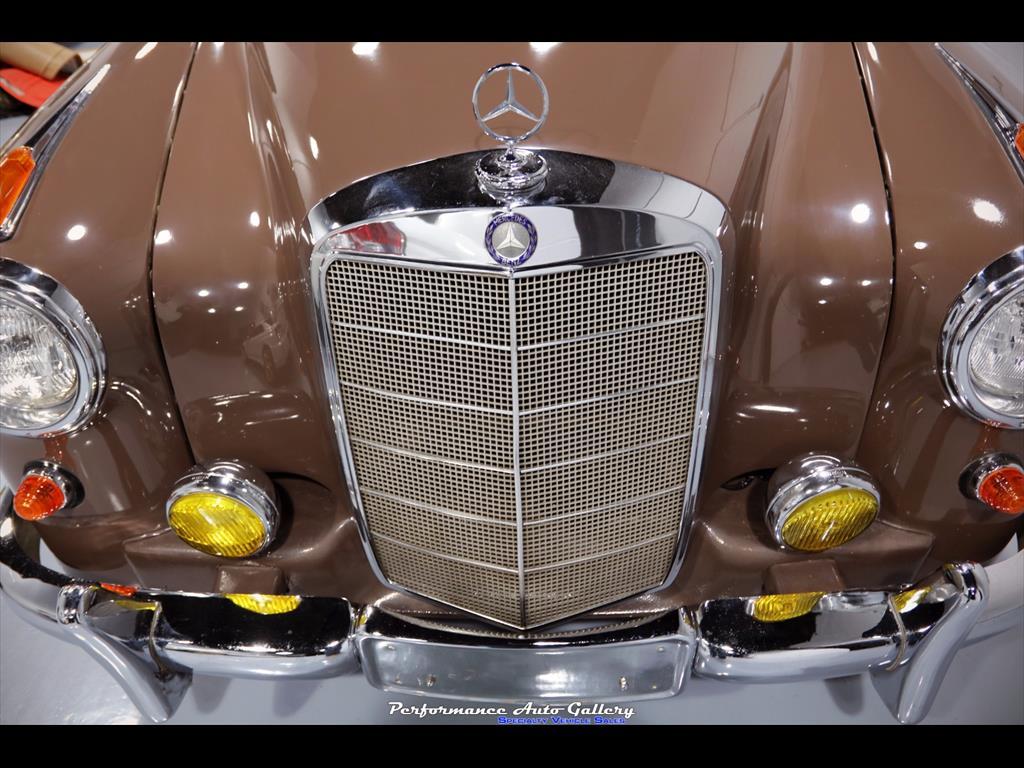 1957 Mercedes-Benz 220s Cabrio - Photo 44 - Gaithersburg, MD 20879