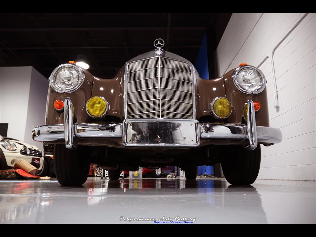1957 Mercedes-Benz 220s Cabrio - Photo 43 - Gaithersburg, MD 20879