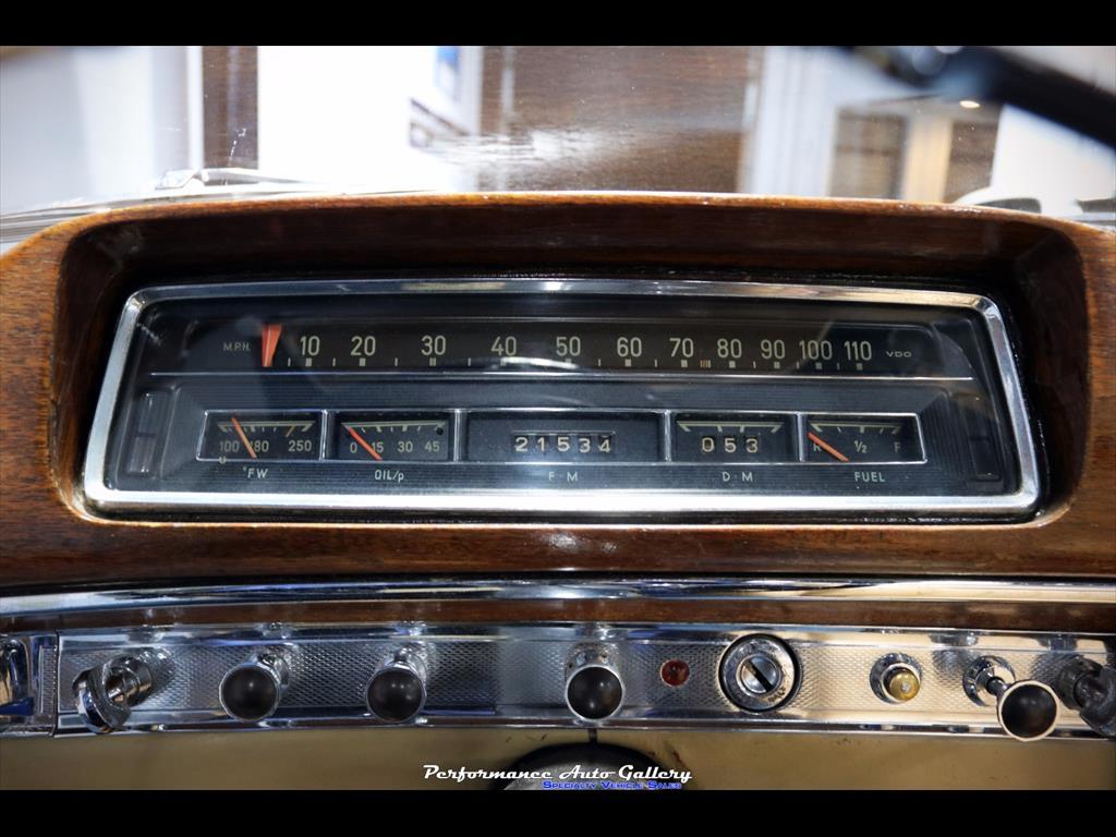 1957 Mercedes-Benz 220s Cabrio - Photo 24 - Gaithersburg, MD 20879