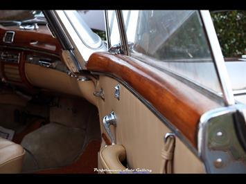1957 Mercedes-Benz 220s Cabrio - Photo 17 - Gaithersburg, MD 20879