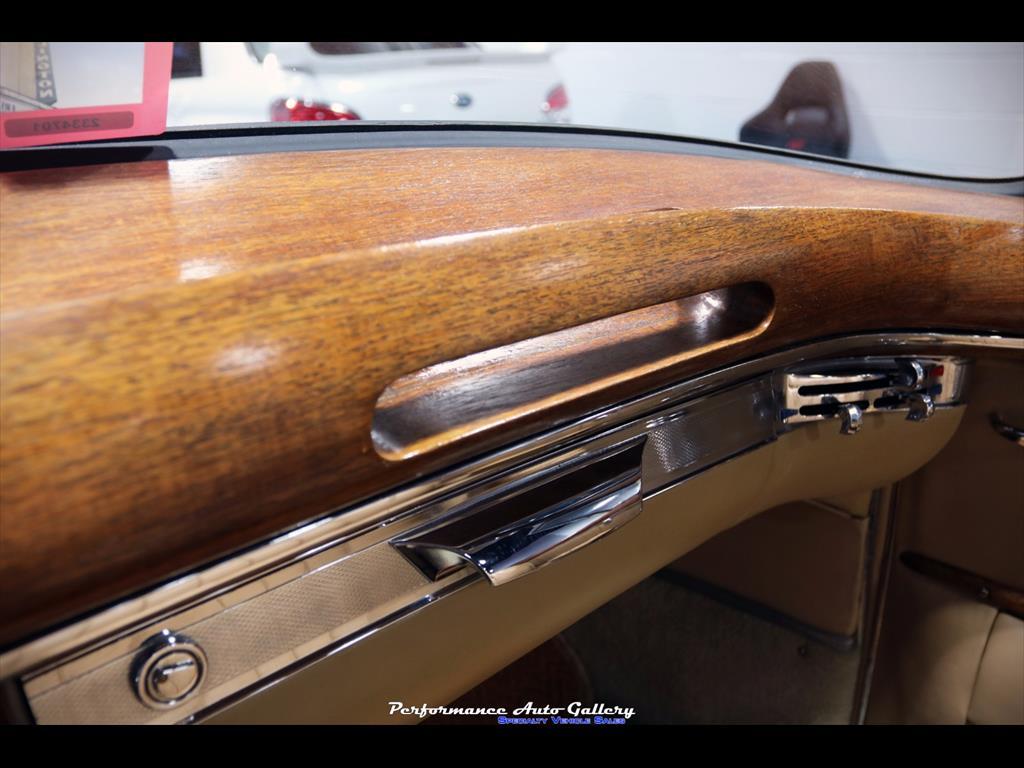 1957 Mercedes-Benz 220s Cabrio - Photo 28 - Gaithersburg, MD 20879