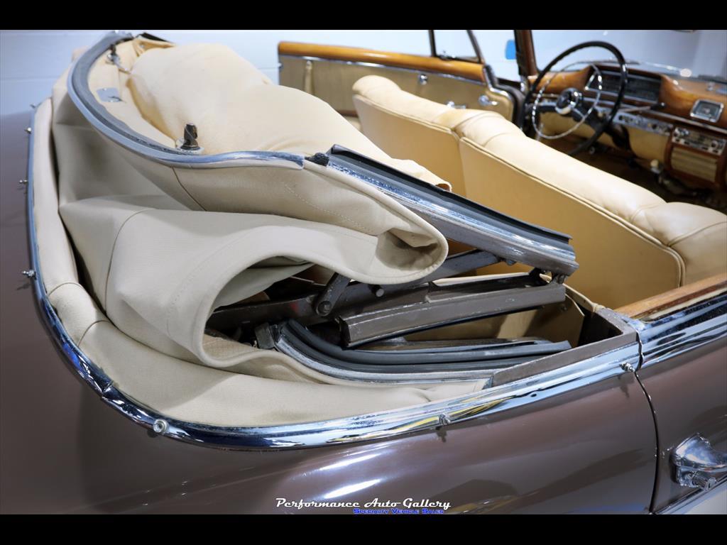1957 Mercedes-Benz 220s Cabrio - Photo 34 - Gaithersburg, MD 20879