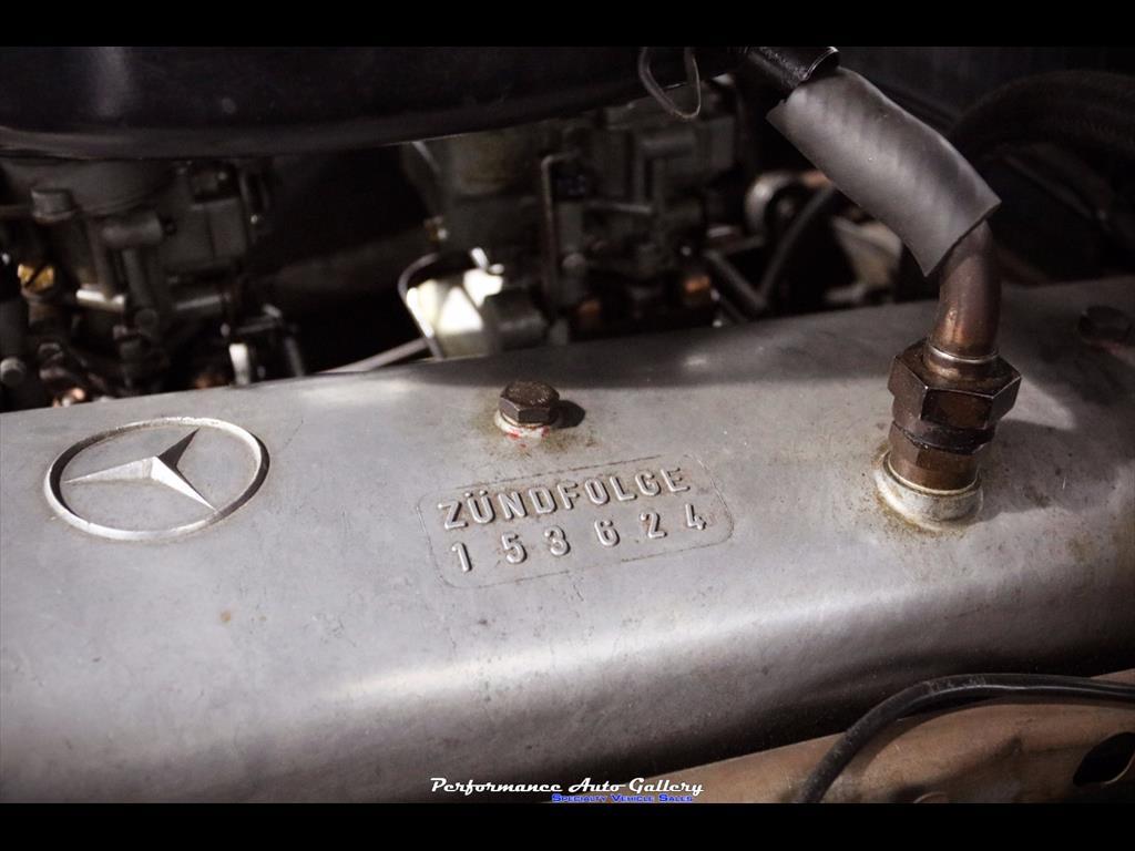 1957 Mercedes-Benz 220s Cabrio - Photo 51 - Gaithersburg, MD 20879