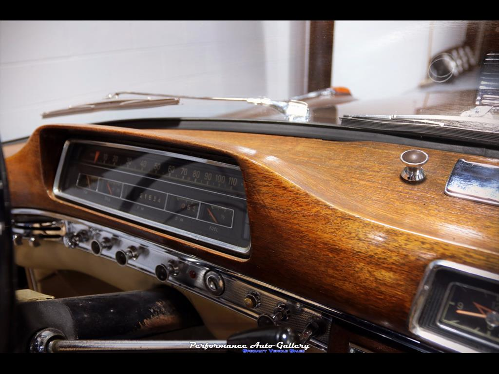 1957 Mercedes-Benz 220s Cabrio - Photo 30 - Gaithersburg, MD 20879