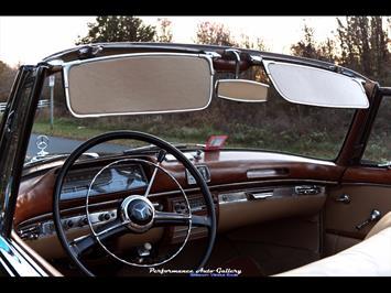 1957 Mercedes-Benz 220s Cabrio - Photo 21 - Gaithersburg, MD 20879