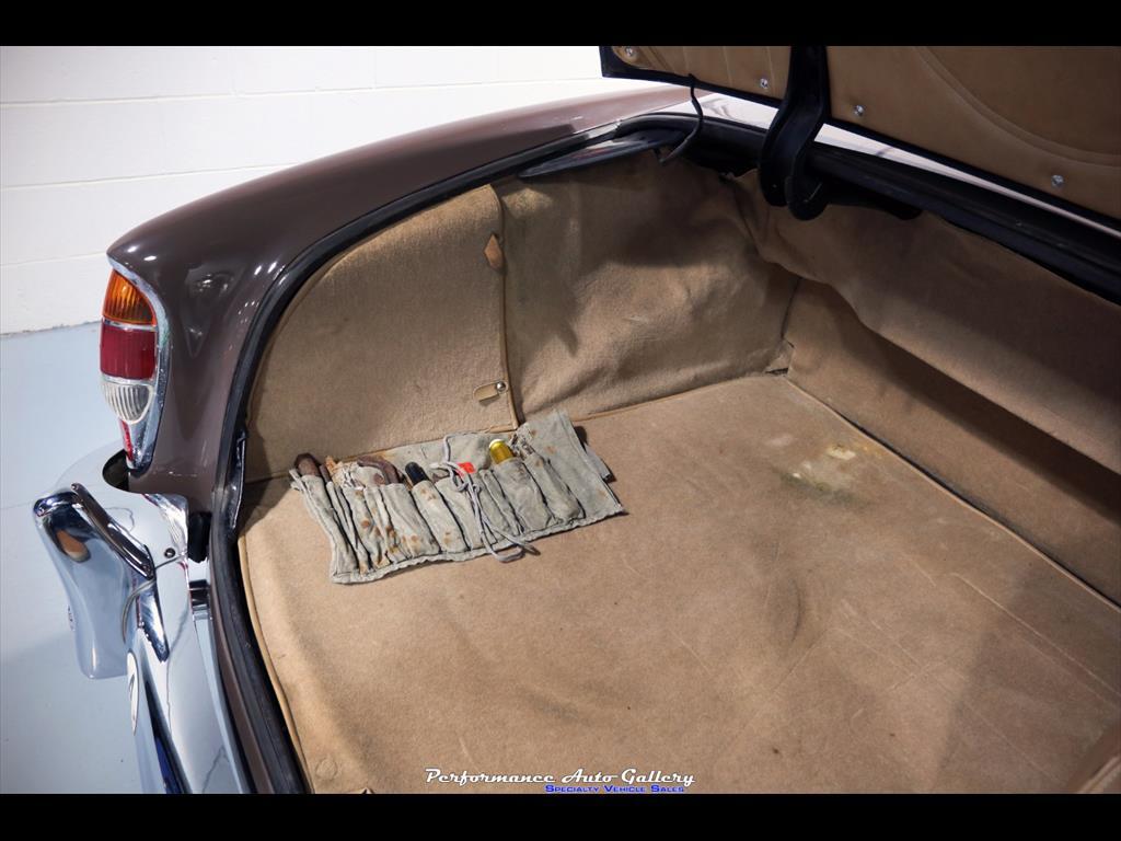 1957 Mercedes-Benz 220s Cabrio - Photo 37 - Gaithersburg, MD 20879