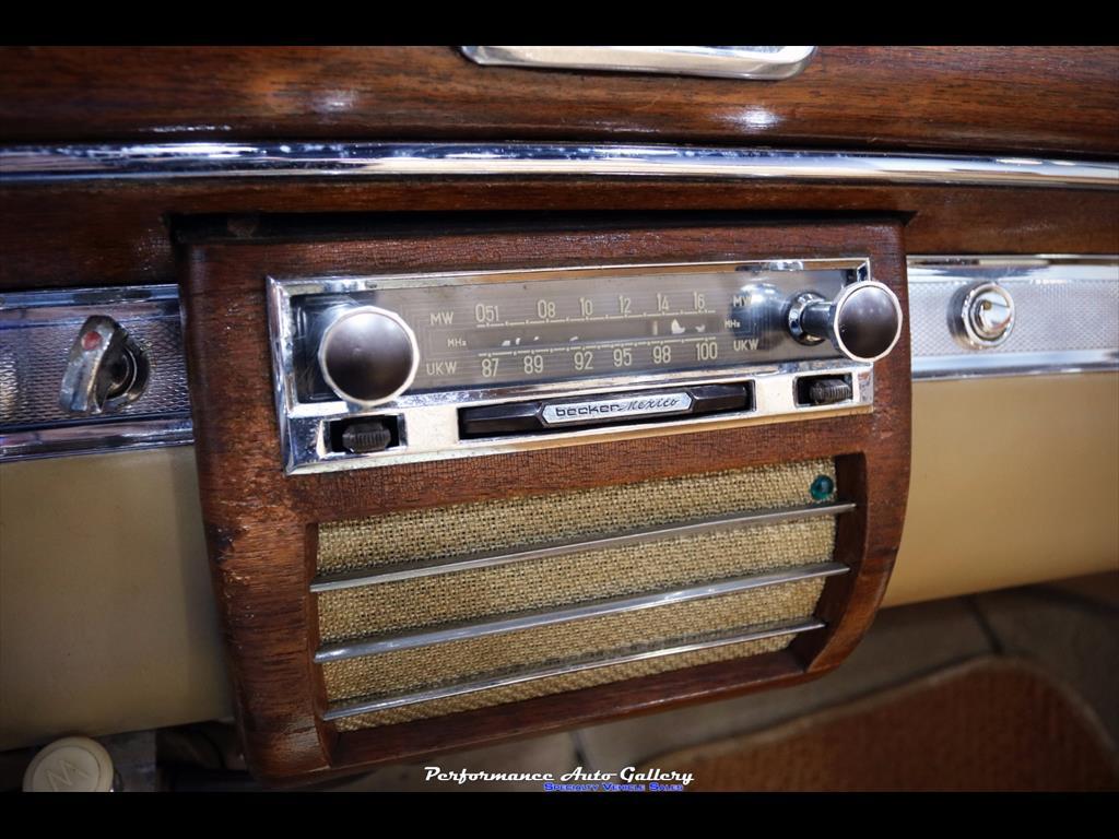 1957 Mercedes-Benz 220s Cabrio - Photo 26 - Gaithersburg, MD 20879